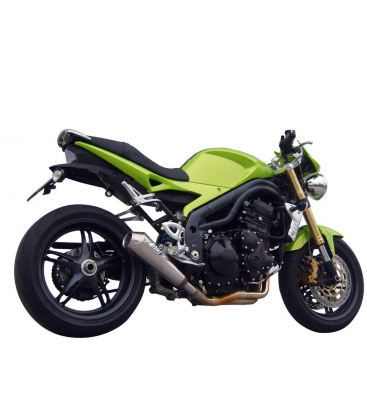 silencieux pour moto triumph speed triple zard. Black Bedroom Furniture Sets. Home Design Ideas