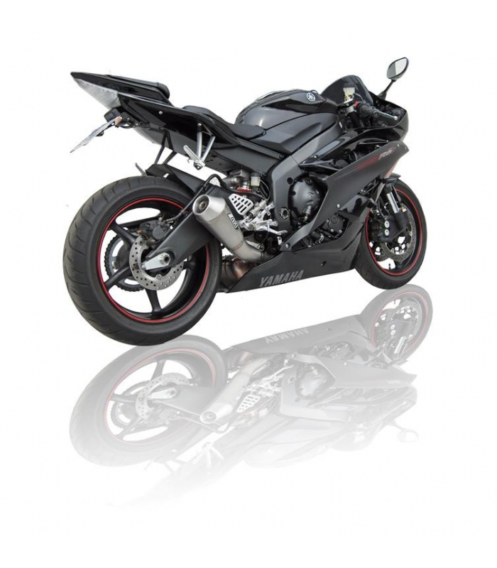 silencieux pour moto yamaha r6 zard. Black Bedroom Furniture Sets. Home Design Ideas