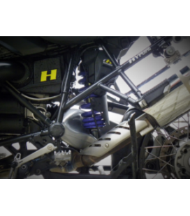 Amortisseur arrière type émulsion - HYBM12-0EASXHS