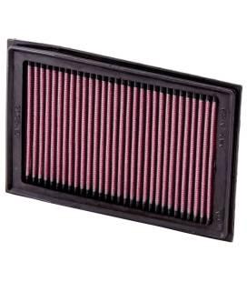 filtre à air K&N NINJA 250 08-12 / 300R 2013