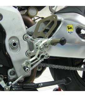 Commandes reculées Aprilia RSV4 - Robby Moto SBK