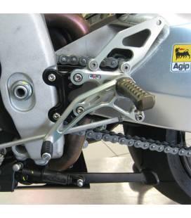 Commandes reculées Aprilia RSV4 09-13 / Robby Moto EVO