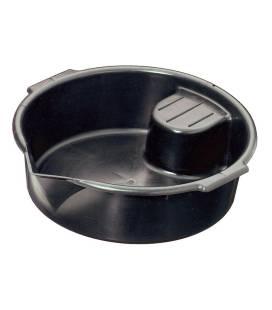 Bac récupérateur noir 7L