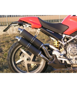 ECHAPPEMENT HOMOLOGUE DUCATI MONSTER S4 RS de 2006 à 2008