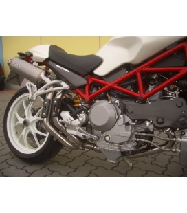 ECHAPPEMENT HOMOLOGUE DUCATI MONSTER S2R 1000 de 2005 à 2008