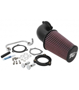 Kit admission direct XL1200X Forty Eight - KN Black