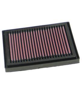 filtre à air K&N APRILIA TUONO 1000R FACTORY de 2006 à 2010