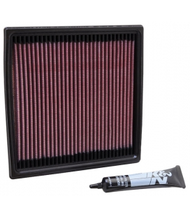 filtre à air K&N DUCATI 750 SS IE de 2000 à 2002