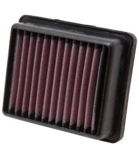 filtre à air K&N KTM DUKE 125 de 2011 à 2012