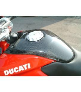 Couvercle Reservoir Ducati Hypermotard / AVIACOMPOSITI D074