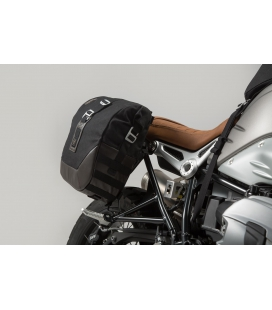 Kit sacoches BMW R nineT Scrambler - SW Motech Legend Gear
