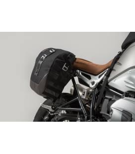 Kit sacoches BMW R nineT Scrambler - SW Motech Legend Gear