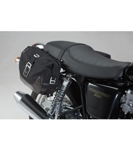Kit sacoches Triumph Thruxton 900 - SW Motech Legend Gear