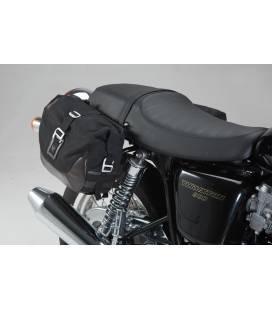 Kit sacoches Triumph Thruxton 900 - SW Motech Legend Gear