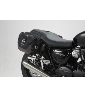 Kit sacoches Triumph Street Twin - SW Motech Legend Gear