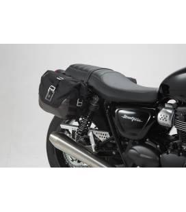 Kit sacoches Triumph Street Twin - SW Motech Legend Gear