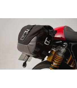 Kit sacoches Triumph Thruxton 1200 - SW Motech Legend Gear