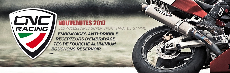 CNC RACING - Accessoires Super Sport Haut de gamme